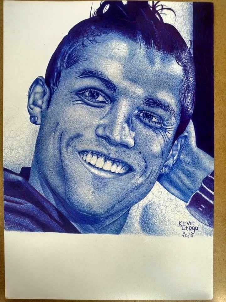 Cristiano Ronaldo por Blackdenzel237